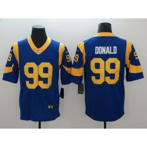 Youth Los Angeles Rams Aaron Donald Jersey (5)